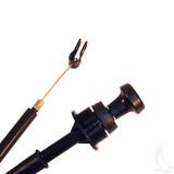 """Choke Cable, Seat Mount 12¾"""", Yamaha G16/G20/G22"""