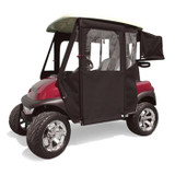 Yamaha G29/Drive Black Sunbrella Door Max Enclosure (Fits 2007-Up)
