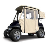 Club Car Precedent Linen Sunbrella Door Max Enclosure (Fits 2004-Up)