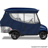 4 Passenger Enclosure Navy with Valance