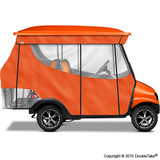 4 Passenger Enclosure Orange with Valance
