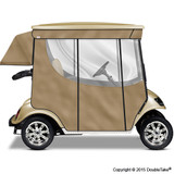 Doubletake 2 Passenger Golf Cart Enclosure Linen