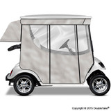 Doubletake 2 Passenger Golf Cart Enclosure Pearl
