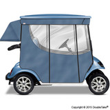 Doubletake 2 Passenger Golf Cart Enclosure Sky Blue