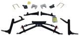 "JAKES CC DS 6"" W/HVY DUTY REAR LIFT 82-04.5 ELEC. 97-04.5 Gas (7471) Golf Cart Lift Kit"