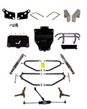 Jake's Club Car DS Long Travel Lift Kit (Fits 2004.5-Up) (6238) Golf Cart Lift Kit