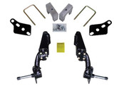"Jake's Club Car DS & Carryall 3"" Spindle Lift Kit W/Mech Brakes (Fits 1981-Up) (6233-3ld) Golf Cart Lift kit"