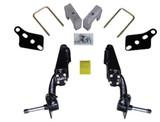 "Jake's Club Car DS & Carryall 3"" Spindle Lift Kit W/Mech Brakes (Fits 1981-Up) (6233-3ld) Golf Cart Lift kit"