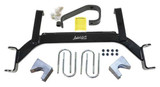 "Jake's E-Z-GO TXT Gas 6"" Axle Lift Kit (Fits 2009.5-UP) (7226) Golf Cart Lift Kit"
