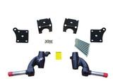 "Jake's E-Z-GO TXT Electric 3"" Spindle Lift Kit (Fits 2001.5-09) (6208-3ld) Golf Cart Lift Kit"