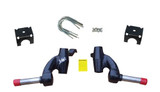 "Jake's E-Z-GO Medalist / TXT Gas 3"" Spindle Lift Kit (Fits 1994.5-2001.5) Golf Cart Lift"