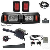 Rhox Adjustable light kit, Led Bulbs, CLUB CAR DS 93+ (Deluxe, Micro Switch)