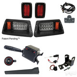 RHOX LED  Light Kit, Yamaha G22 Only (Deluxe, Bracket)