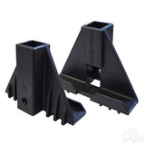 Bracket, SET of 2, Footplate Support for 300, 400,600,700,900 Series NO 500