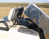 EZGO RXV Alum Dump Box w/Hardware 37x45x9  Hand Operated Dump Box