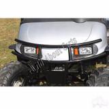Golf Cart Black Powder Coated Steel Front Brush Guard for EZGO RXV