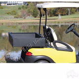 Yamaha Drive Heavy Duty Steel Utility Box Kit for Yamaha Golf Cart