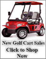 New Golf Cart Sales