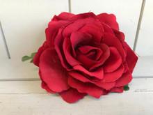 Pin Up Hair Roses - Red