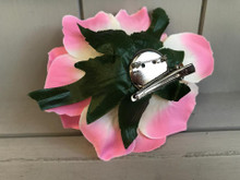Pin Up Hair Roses - Green