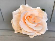 Pin Up Hair Roses - Peach