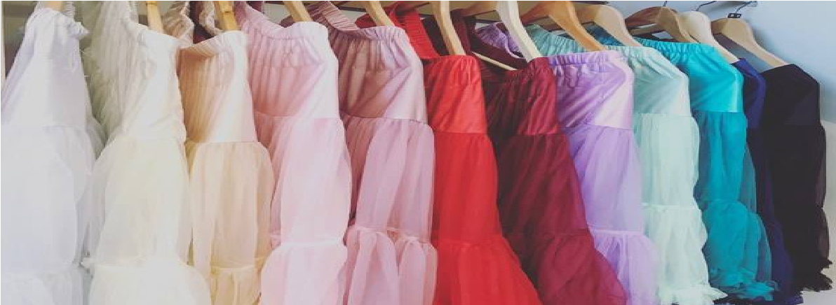 Petticoats near Bridgend