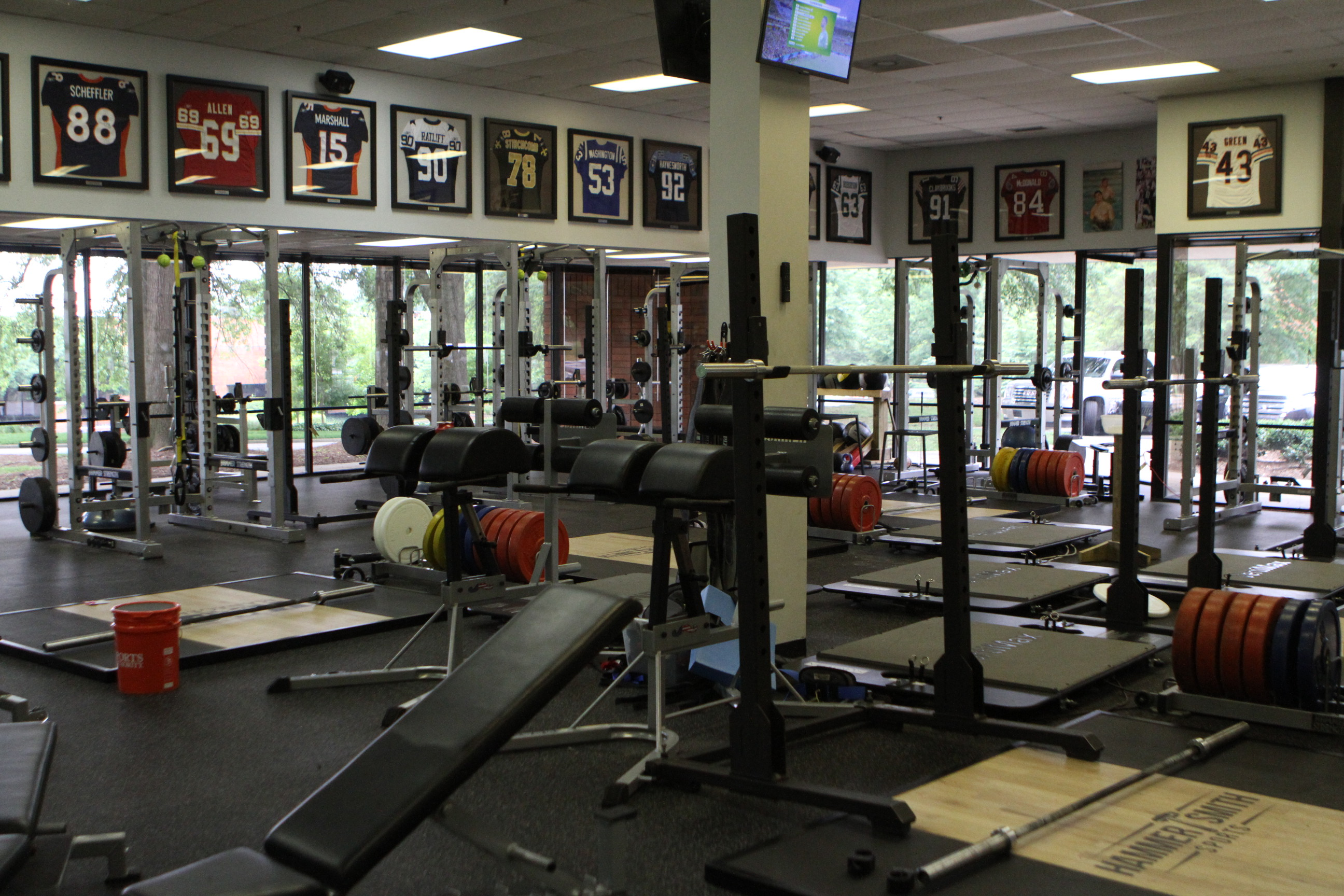 Athletic Training Facility In Atlanta, GA | Hammer Smith Sports