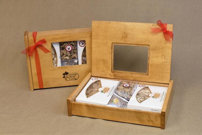 Ginseng Holiday Gift Box