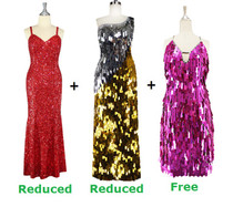 Buy Two Long Handmade Dresses With Further 20% And Get One Short Handmade Dress Free
