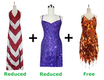 Buy One Long And Short Handmade Dresses With Further 20% On Both And Get One Short Handmade Dress Free (SPCL-013)