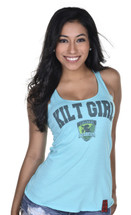 Kilt Girl Mini Shield Flow Tank