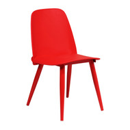 Nerd Replica Chair in Red