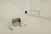 Hopper Assembly with Shutter