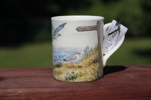 Coastal Footpath Mug