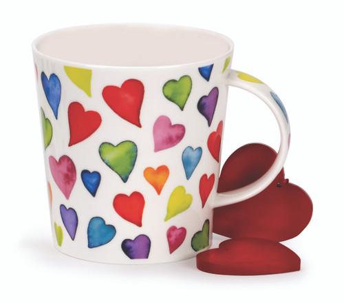 Cairngorm Warm Hearts Mug