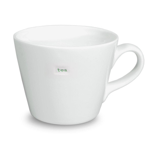 tea bucket mug from British designer Keith Brymer Jones.