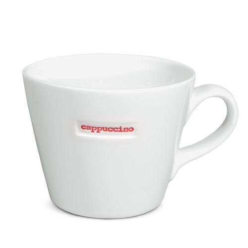 cappuccino bucket mug from British designer Keith Brymer Jones.