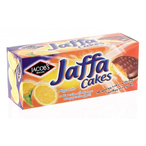 Jacob's Jaffa Cakes.