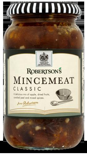 Robertson's Classic Mincemeat. 14.5 oz.