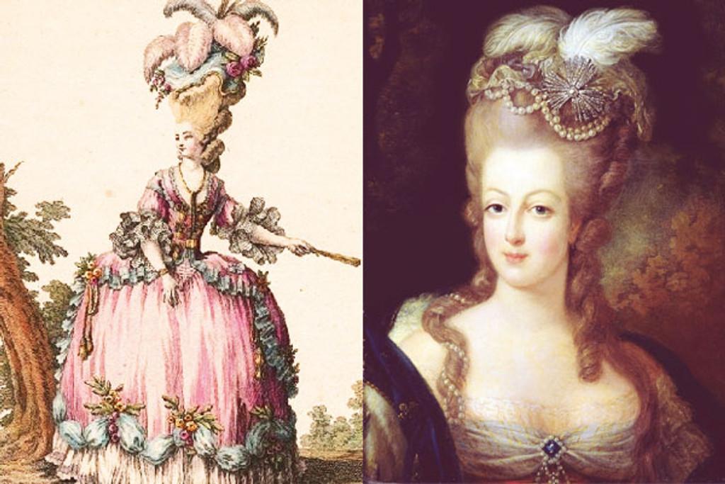 FALL 2017 TREND REPORT : Marie Antoinette