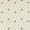 Gift Wrap - Nami - Gold on White