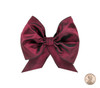 Couture Bow Topper - Pomegranate