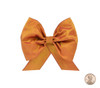 Couture Bow Topper - Inca Gold