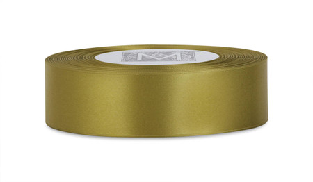 Custom Printing on Double Faced Satin Ribbon - Fig