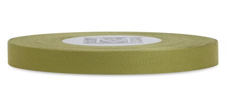 Custom Printing on Herringbone Ribbon - Fig