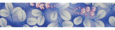 Seasons Ribbon - Blue
