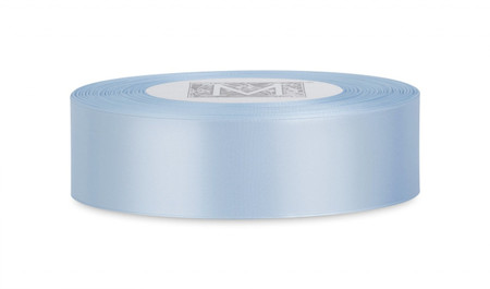 Double Faced Satin Ribbon - Powder Blue