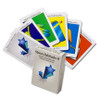 The instructor's set includes a deck of Money Habitudes 2 cards. The hands-on sorting process feels like a game but helps people understand their financial habits, attitudes, values and behaviors.