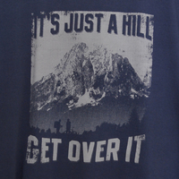 Just a Hill Men's Organic T-Shirt