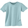 Organic Cotton Toddler Tee - Sea Foam